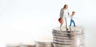 inflation increase spousal maintenance