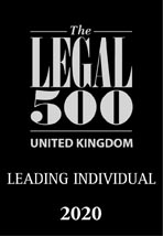 Leading individual legal 500