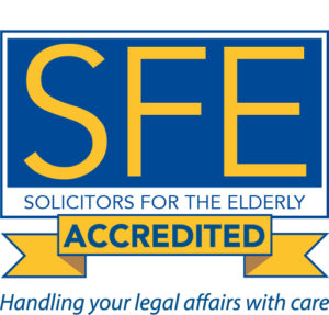 SFE Solicitors for the Elderly Accredited