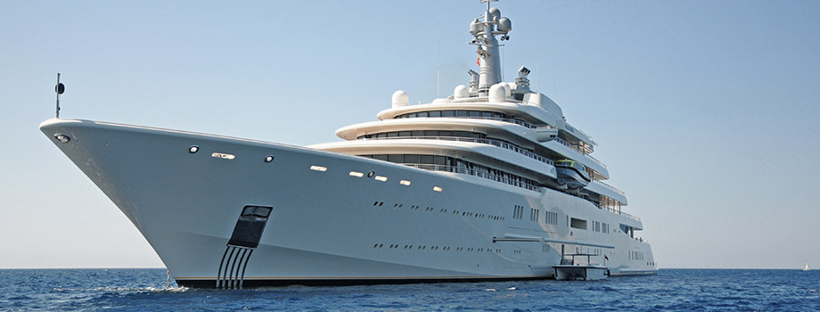 Yachts and superyachts