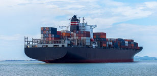 large-shipment-containers-at-sea-marine-solicitors-southampton