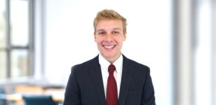 Photo of Trainee Solicitor, Thomas Harrigan