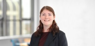 Photo of Trainee Solicitor, Emma Ritchie