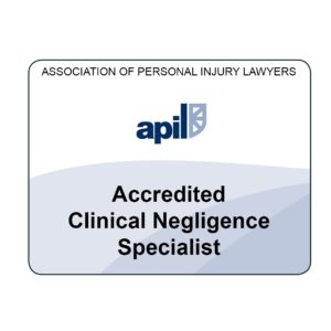 APIL clinical-negligence-specialist